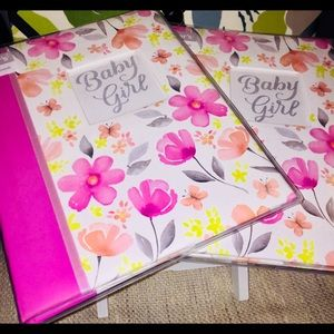 2 Carters Matching Baby Girl Books!!!🍼💐💕